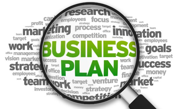 Small Business Plan Derry Northern Ireland, Free Template